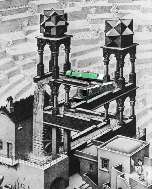 Escher's rules